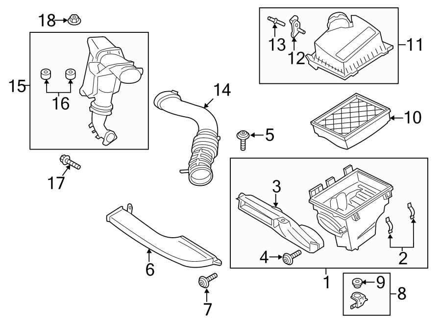 Lincoln Mkc Sensor