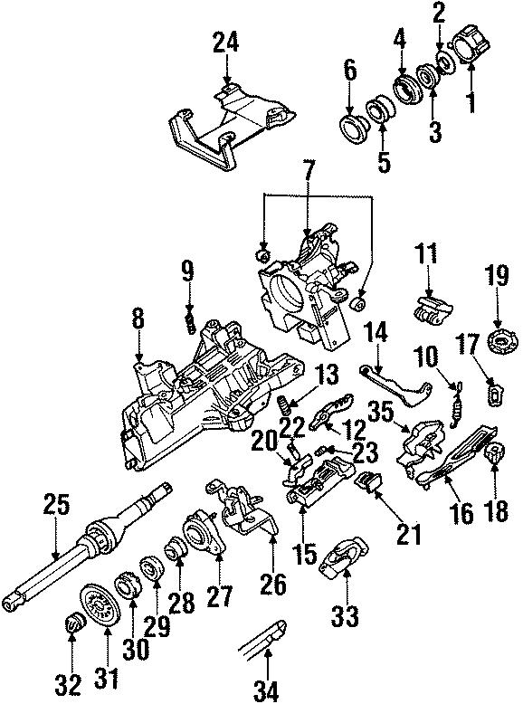 2000 Ford Windstar Steering Column Diagram Gota Wiring Diagram